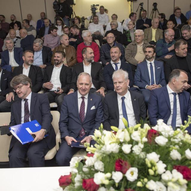 Proslava 109. rođendana Hajduka