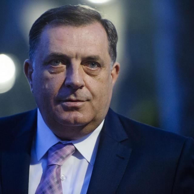 Milorad Dodik najavio je raspad BiH u godinu dana<br /> Tom Dubravec/HANZA MEDIA