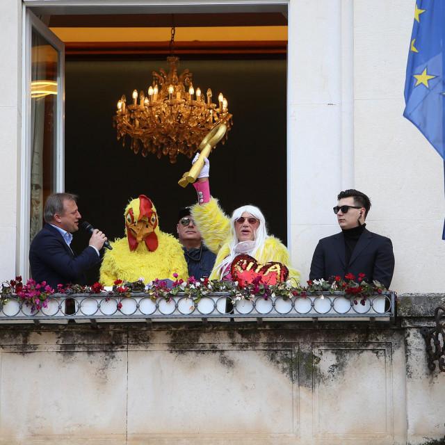 Zadarski karneval