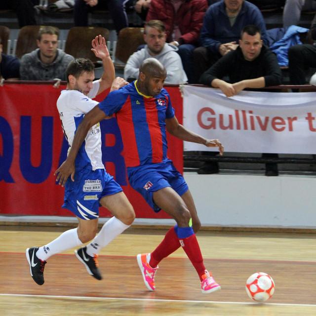 Prva hrvatska malonogometna liga: Square - Crnica Šibenik