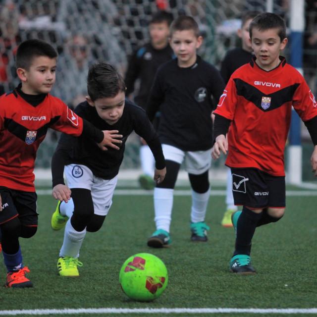 Nogometni turnir 'Mali Vlaho 2020. župa Sveti Mihajlo foto: Tonči Vlašić