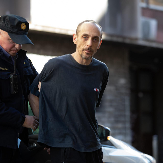 Branko Rafajac, osumnjičeni za ubojstvo djevojke u Malom Lošinju