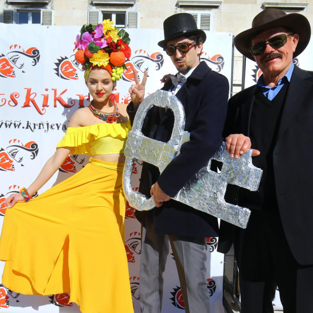 /Meštrovica Natalija, Franjo Dajković i meštar Nedjeljko Babić Gangster