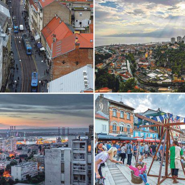 Gradovi Hrvatske
