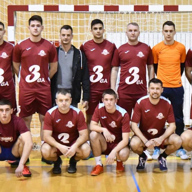 Brašina - branitelj naslova turnira Župskih mjesta