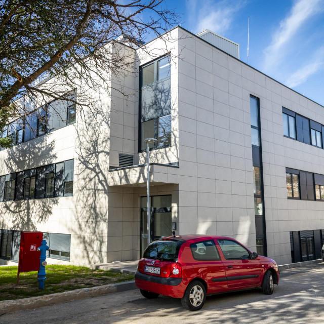 Nova zgrada Dnevne bolnice izgrađena u krugu OB Šibenik