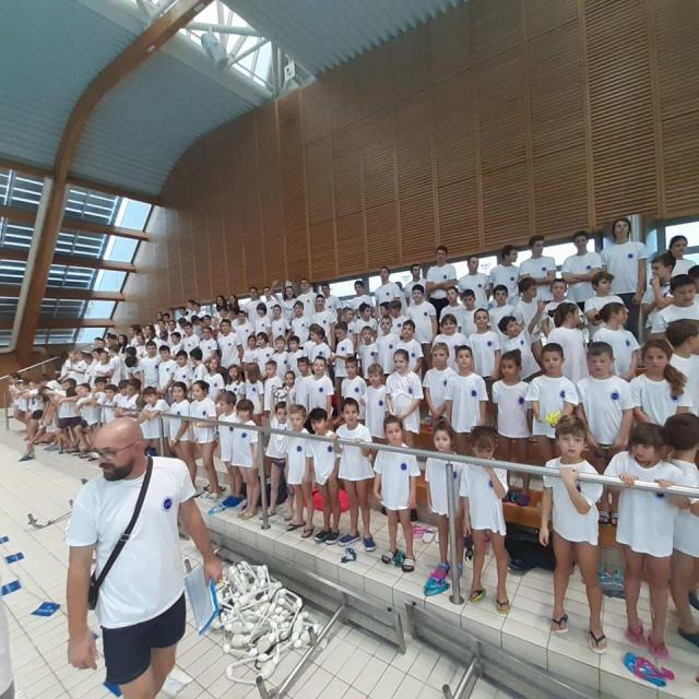 Plivanje PK Zadar