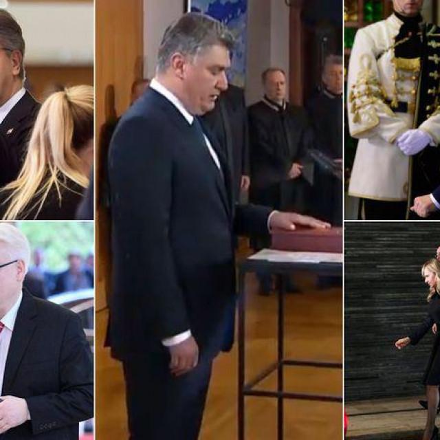 milanović inauguracija