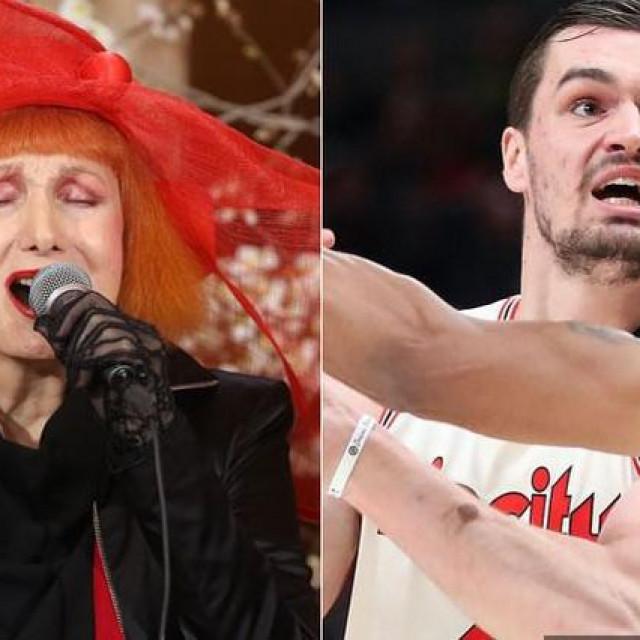I hrvatski košarkaš imao je svoj komentar na izvedbu himne...