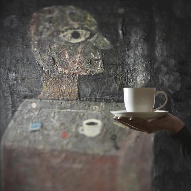SUBOTNJA KAVA U UGD Uz retrospektivnu izložbu Antuna Masle