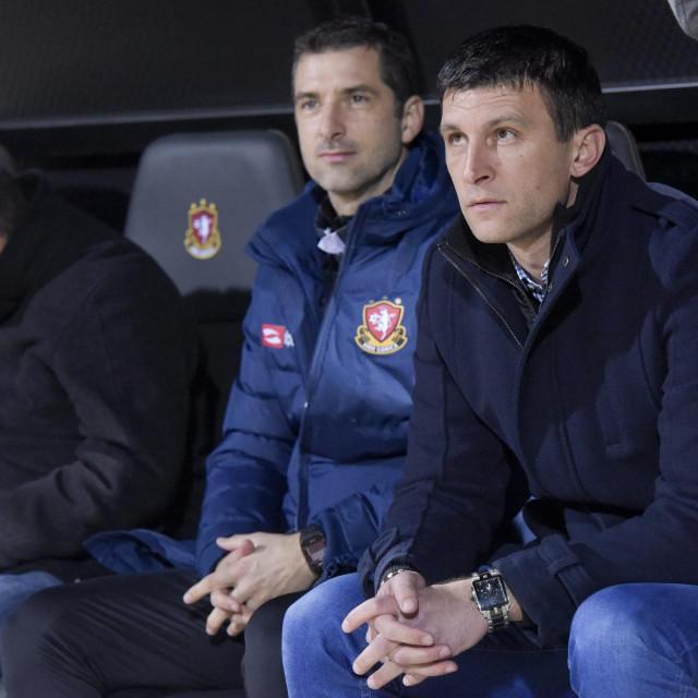 Sergej Jakirović, trener NK Gorica