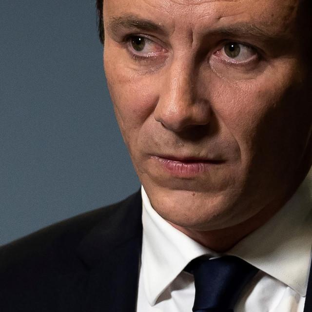 Benjamin Griveaux, bivši kandidat LREM-a za gradonačelnika Pariza