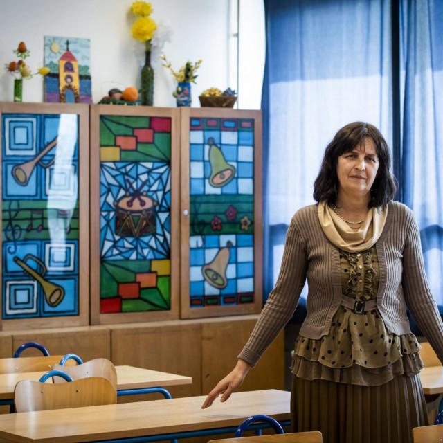 Učiteljica razredne nastave Helena Šarić