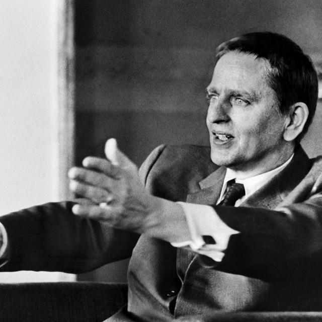 Olof Palme ubijen je 28. veljače 1986. godine