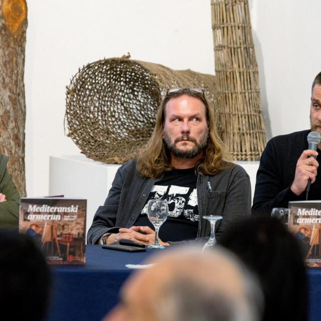Stipe Surać, Bruno Ćurko i Vedran Barbarić