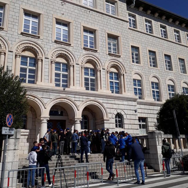 Zgrada Gimnazije Dubrovnik
