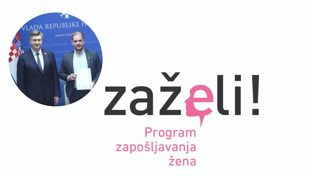 """Općina Vrsi dobila je milijun kuna za program zapošljavanja žena """"Zaželi"""""""