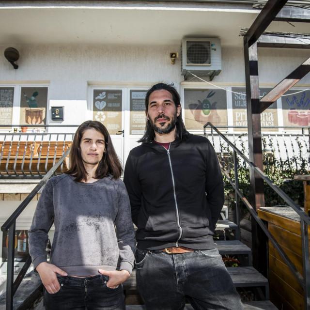 Marija Plavčić i Ivan Milišić