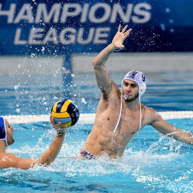 Vaterpolska Liga prvaka: Jug Adriatic osiguranje - Szolnoki VSC 14:11