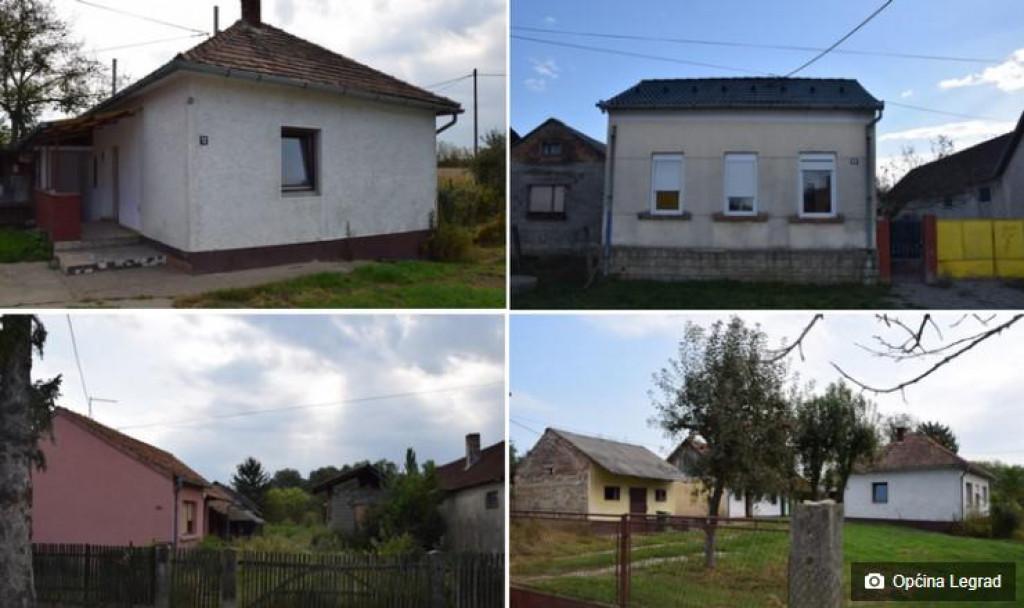 Mala hrvatska općina prodaje kuće za jednu kunu: 'Za kupce imamo nekoliko uvjeta'
