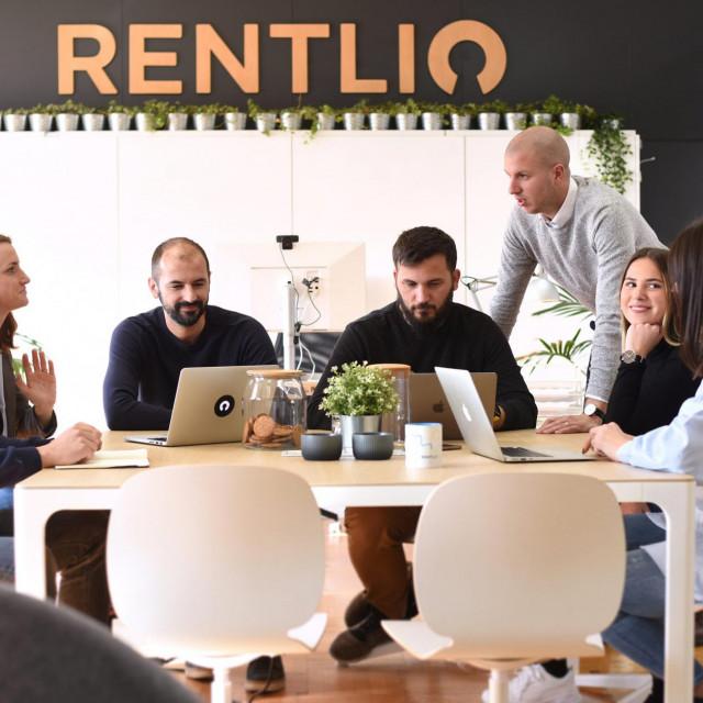 Na fotografiji: (s lijeva) Tome Perica, Nataša Lakić, Pankracije Barać, Šime Basioli, Marko Mišulic, Nina Glavić i Iva Mišulić.