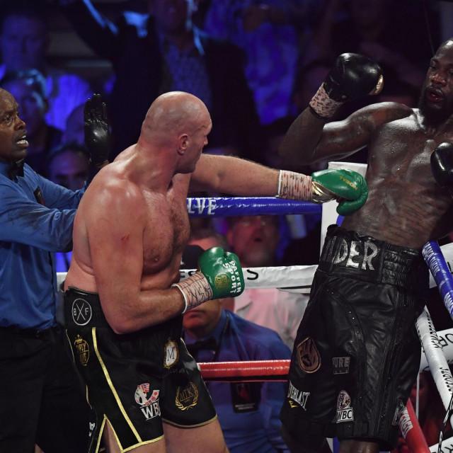 Tyson Fury ponovno je prvak svijeta