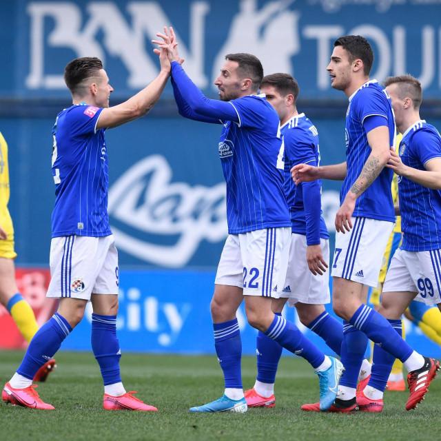 Dinamo je na Maksimiru svladao Inter