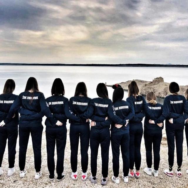 Druga ekipa Ženskog odbojkaškog kluba Dubrovnik