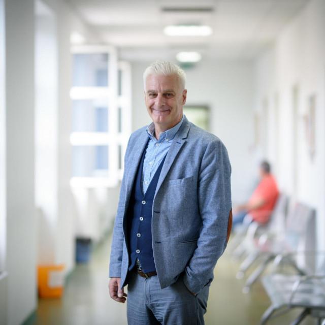 Predsjednik Školskog odbora Gimnazije Dubrovnik Branko Bazdan