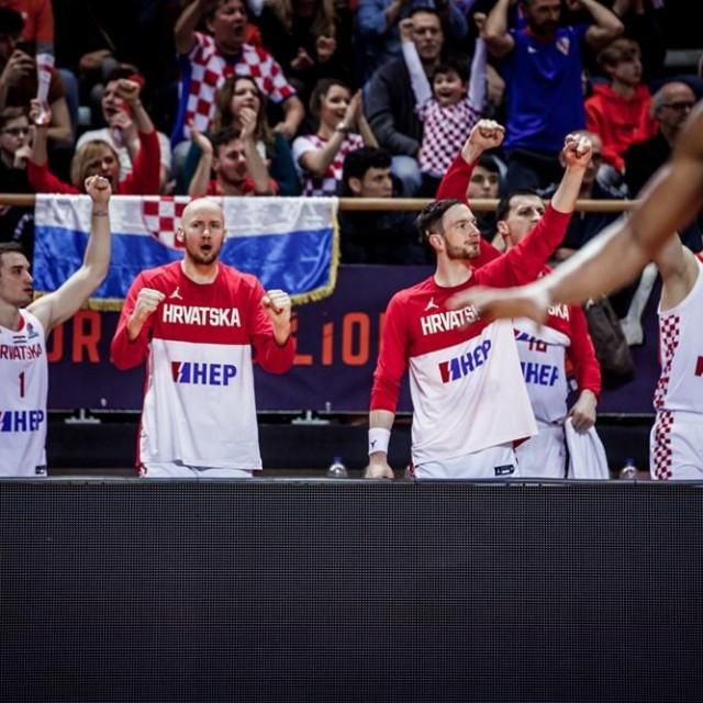 Hrvatska bolja od Nizozemske u gostima foto: FIBA Europe