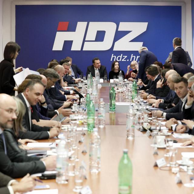 Nacionalno vijeće HDZ-a