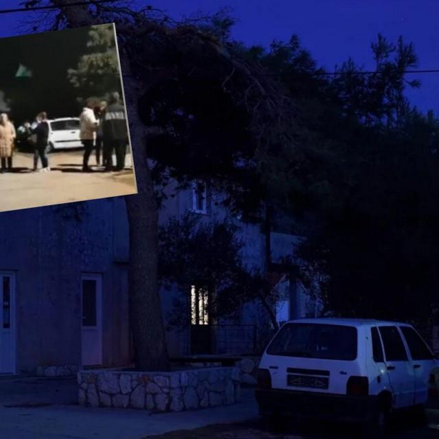 Sinoć su mještani otoka Premude prosvjedovali u smjenama cijelu noć
