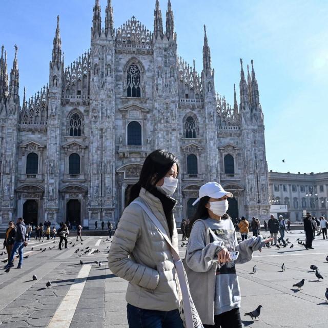 Zaraženi muškarac je u Hrvatsku stigao iz Milana