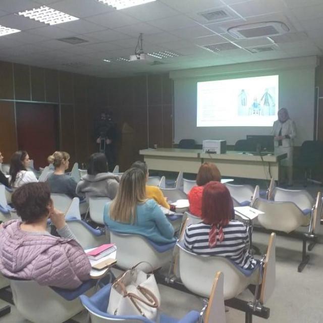 Edukacija iz likovne terapije za stručnjake s područja Dubrovnika