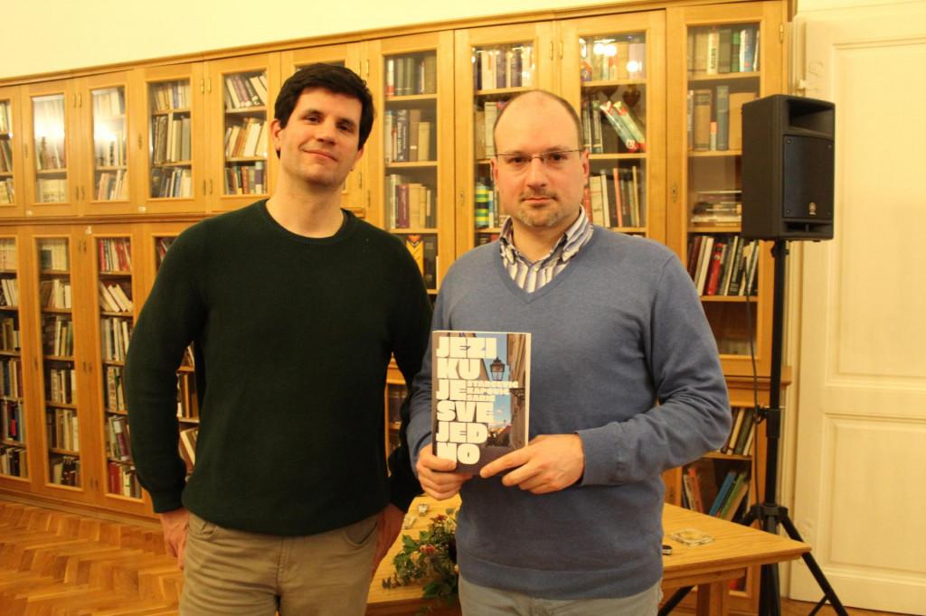 Mate Kapović i Anđel Starčević