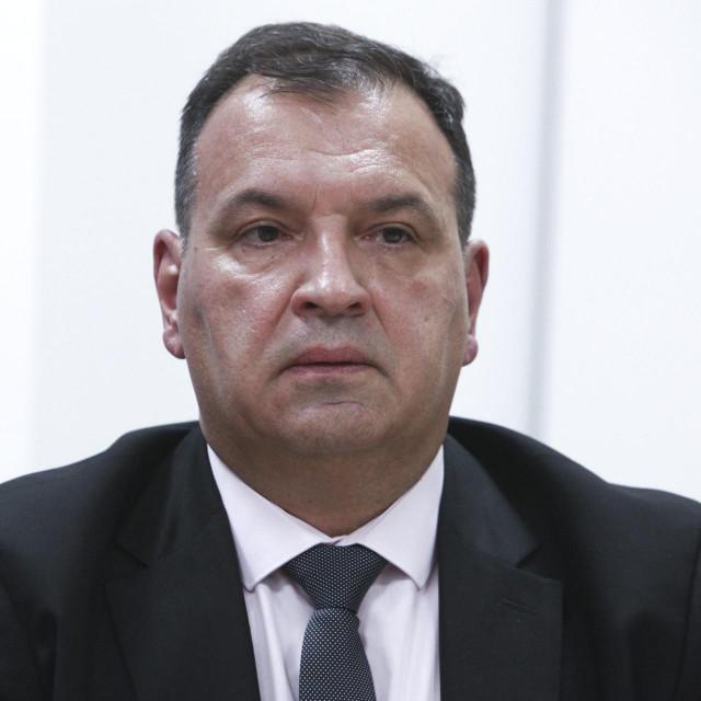 Vili Beroš, ministar zdravstva o koronavirusu<br />