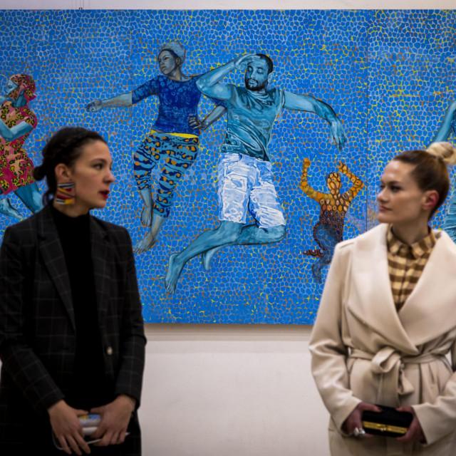 Izložba Novi je dan, Nevene Petre Piližote u Muzeju grada Šibenika<br />