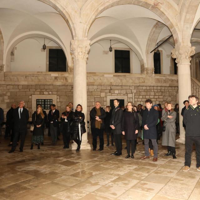 """Prijem za sudionike konferencije """"Jačanje europske suradnje za zaštitu kulturne baštine"""""""