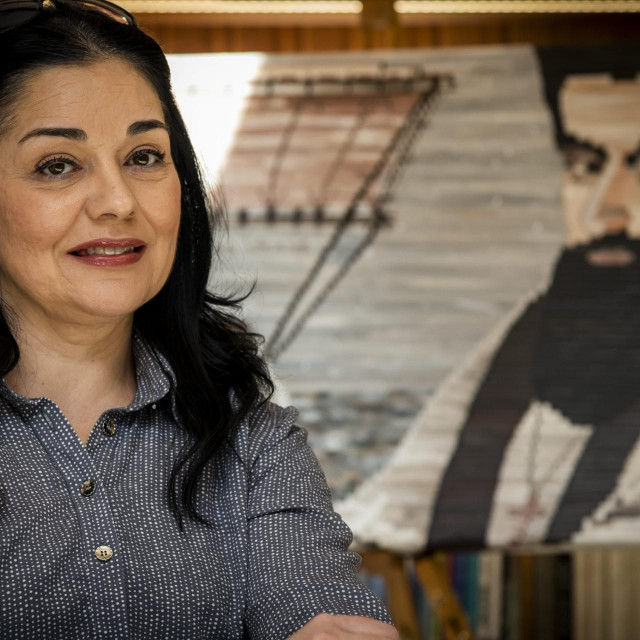 Stela Čuturić, kandidatkinja za Šibensku grandecu<br />