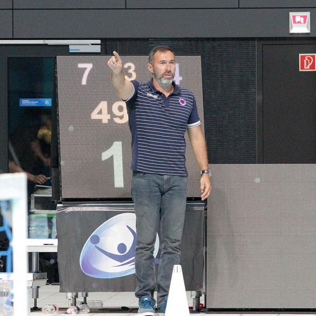 Trener Jugaša Miho Bobić foto: Tonči Vlašić