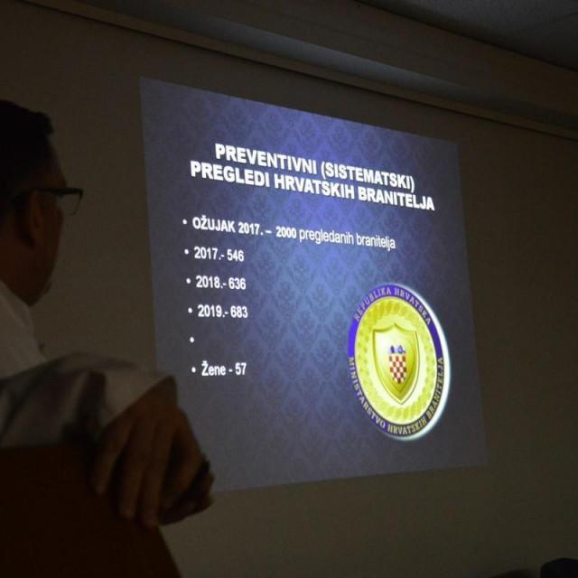predavanje braniteljska prava iz zdravstvenog osiguranja