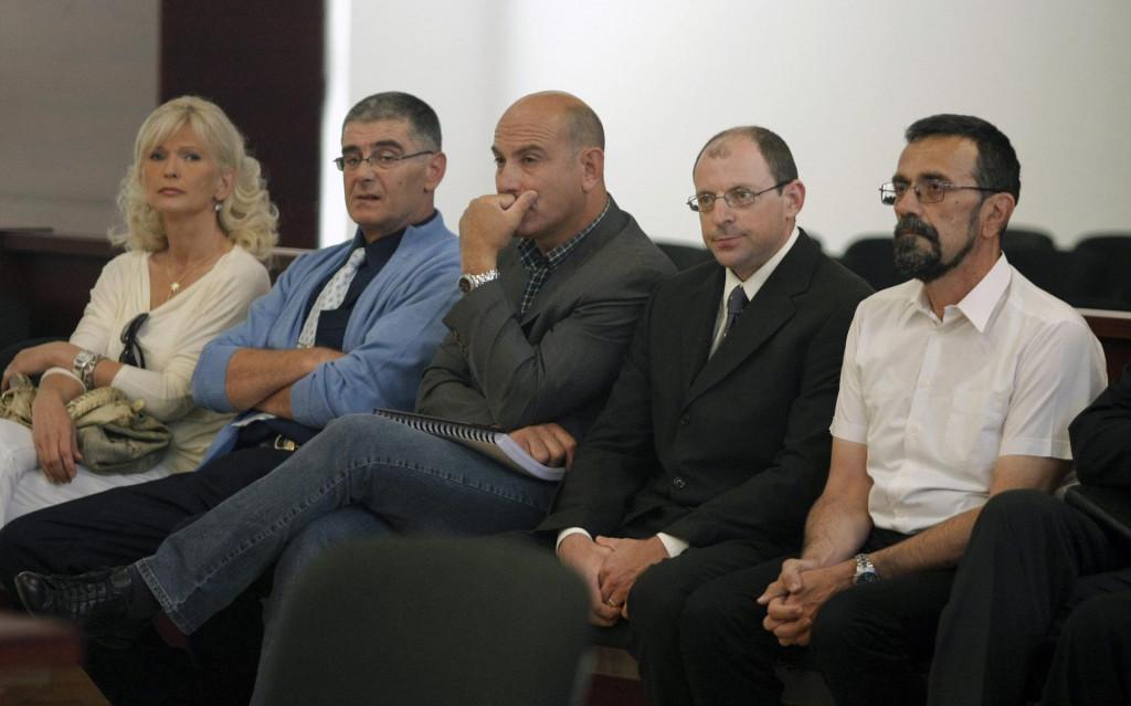 Suzana Jelavić, Mladan Jelavić, Dragiša Šušić, Mario Tafra i Valter Nutrizio