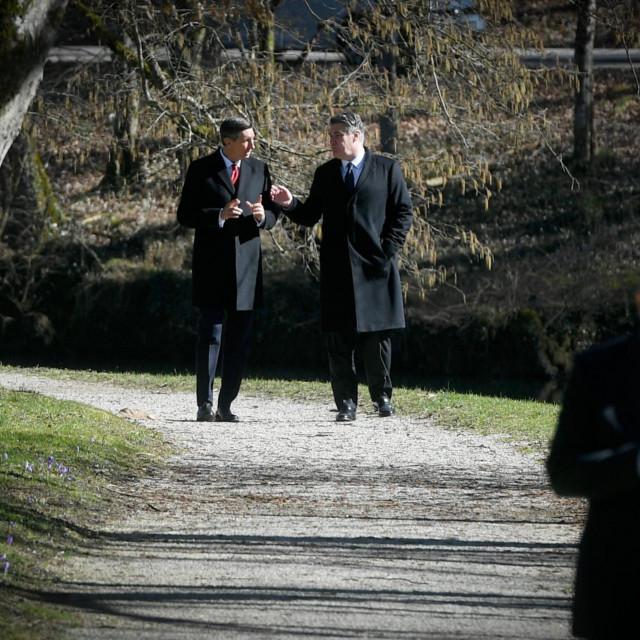 Zoran Milanović bez stresa obavlja predsjedničke dužnosti