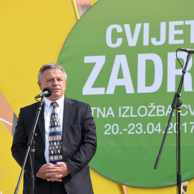 "Direktor ""Nasada"" Lenko Ugrinić"
