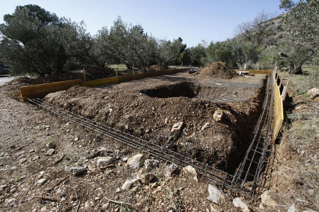 Gradilište u Podpeći, koje je uznemirilo mještane i općinsku vlast