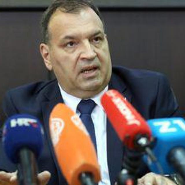 Ministar Vili Beroš