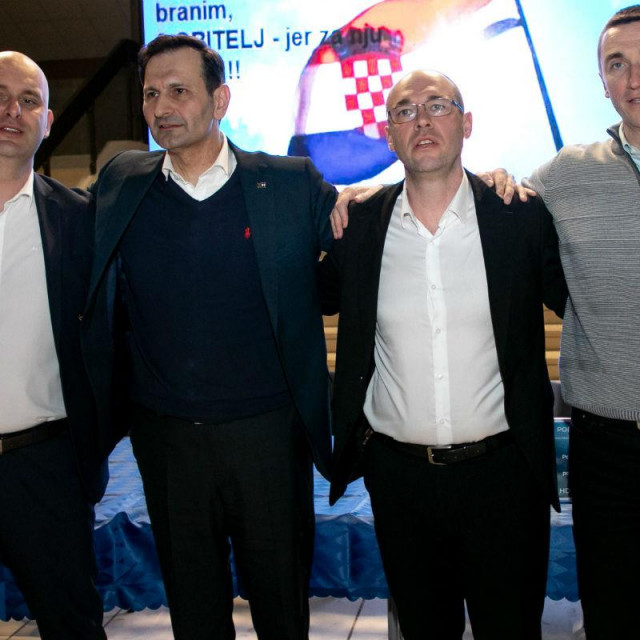 Opcija za promjene: Tolušić, Kovač, Stier i Penava