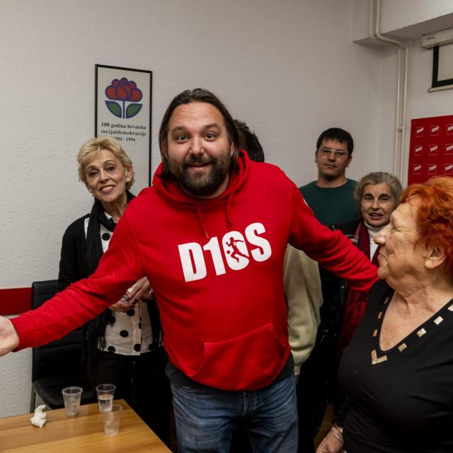 Šibenski SDP protiv prometnog rješenja čvora Rokići kojeg je odabrala gradska vlast