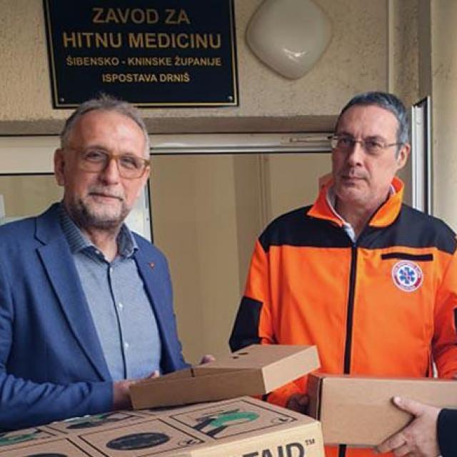 Vrijedna donacija u Drnišu