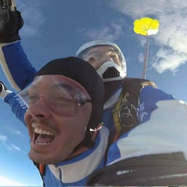 'Ne može netko skočiti iz aviona i reći: Ne prihvaćam zakon gravitacije!'